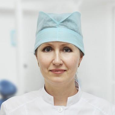 Ларионова Ирина Николаевна
